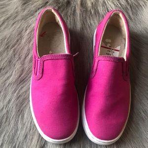 UGG Pink Slide Sneakers 6.5
